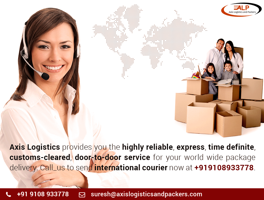 Axis Logistics Provides You The Highly Reliable Express Time