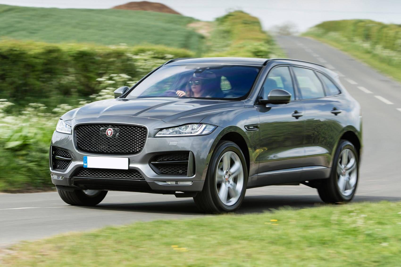 The dynamic, luxury Jaguar FPace SUV 💥 Jaguar FPACE R
