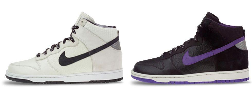 Stussy x Nike Shoes