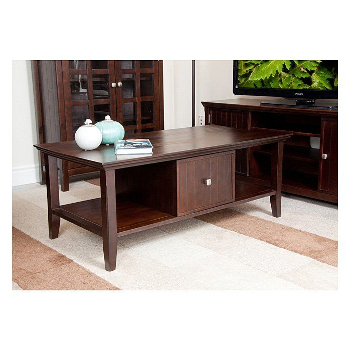 Simpli Home Axwell3 001 Acadian Coffee Table 223 99