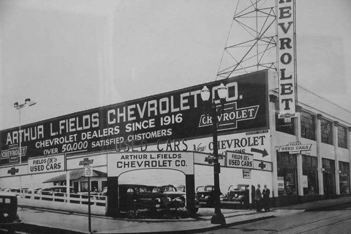 Fields Chevrolet 16th And Burnside Portland Or Chevrolet