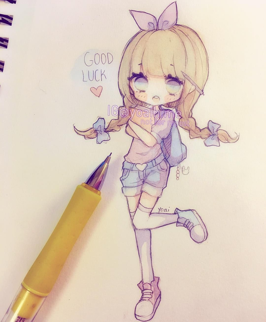 Good luck for anyone who have finals (or any other