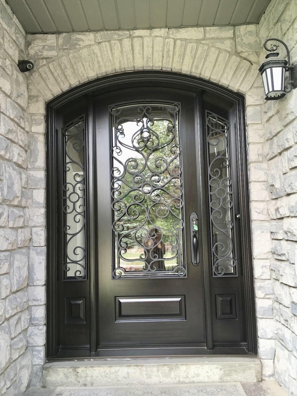 Amberwood Doors Inc: Beautiful Home Features Gorgeous #handmade #custommade