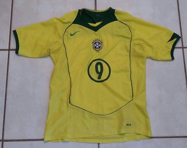 ronaldo brazil jersey on sale   OFF51% Discounts 557bed42c