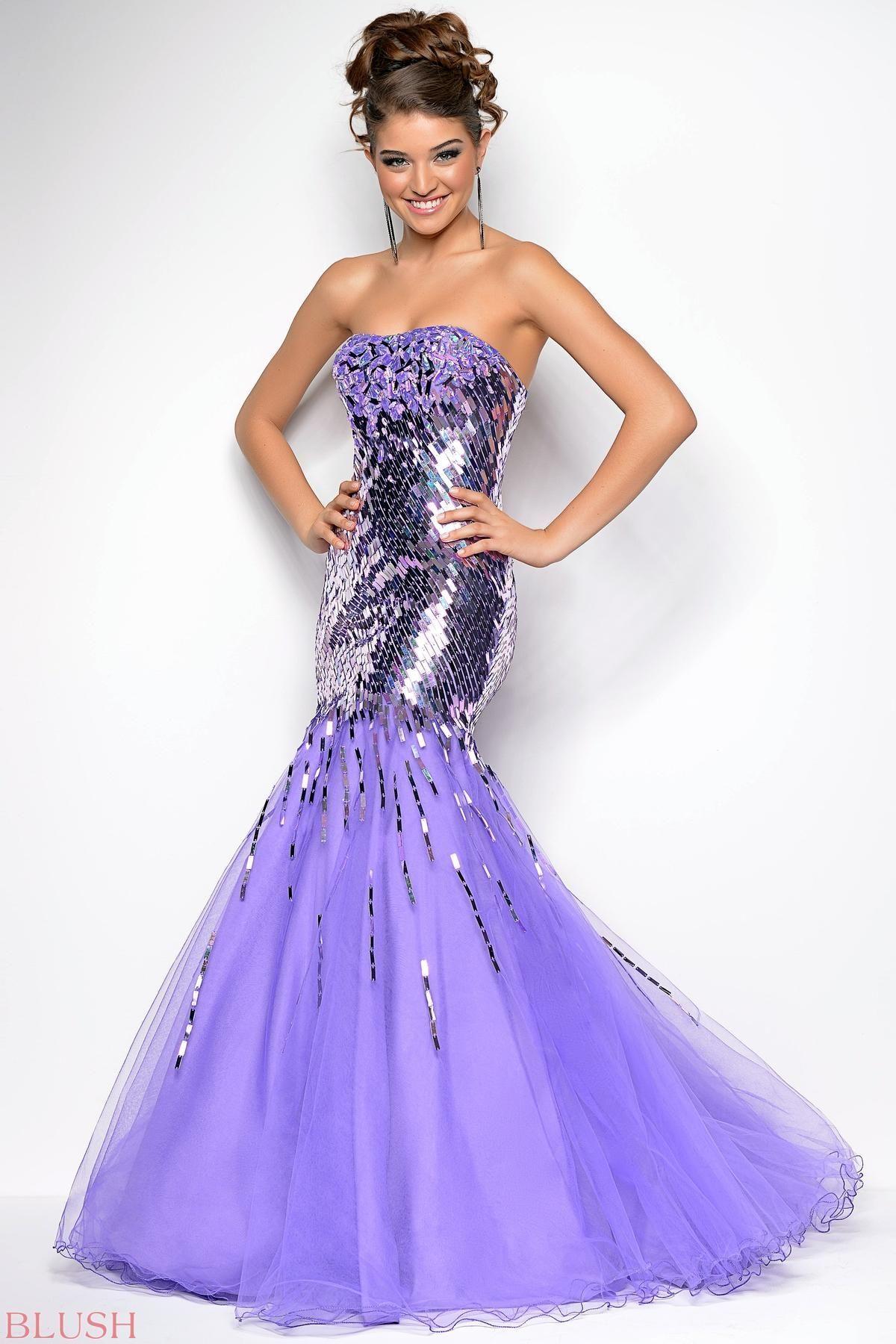 Blushpromdress fashion pinterest blush prom blush