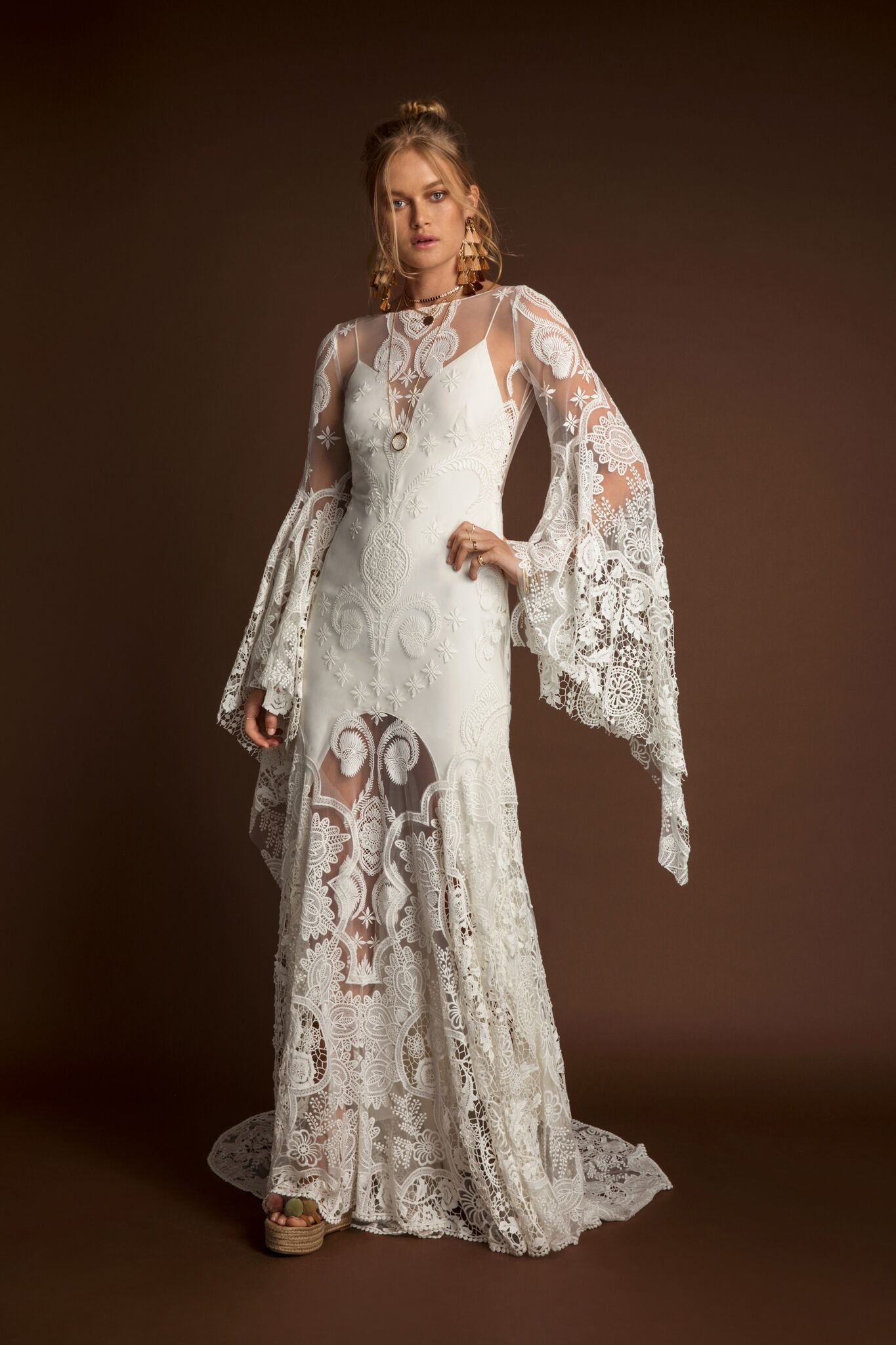New rue de seine wedding dresses trunk show dates bohemian