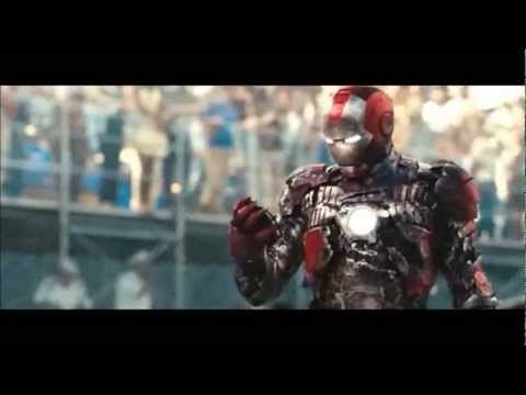 IRON MAN 2 - Monaco Fight Scene [HD]