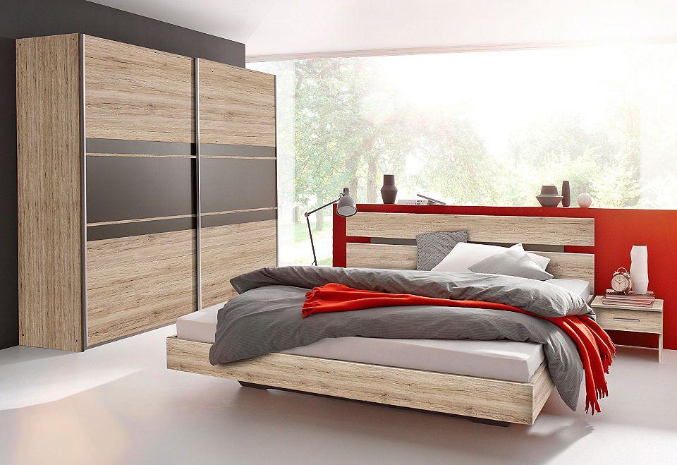 rauch Schlafzimmer-Set (4-tlg) Jetzt bestellen unter   - design schlafzimmer komplett