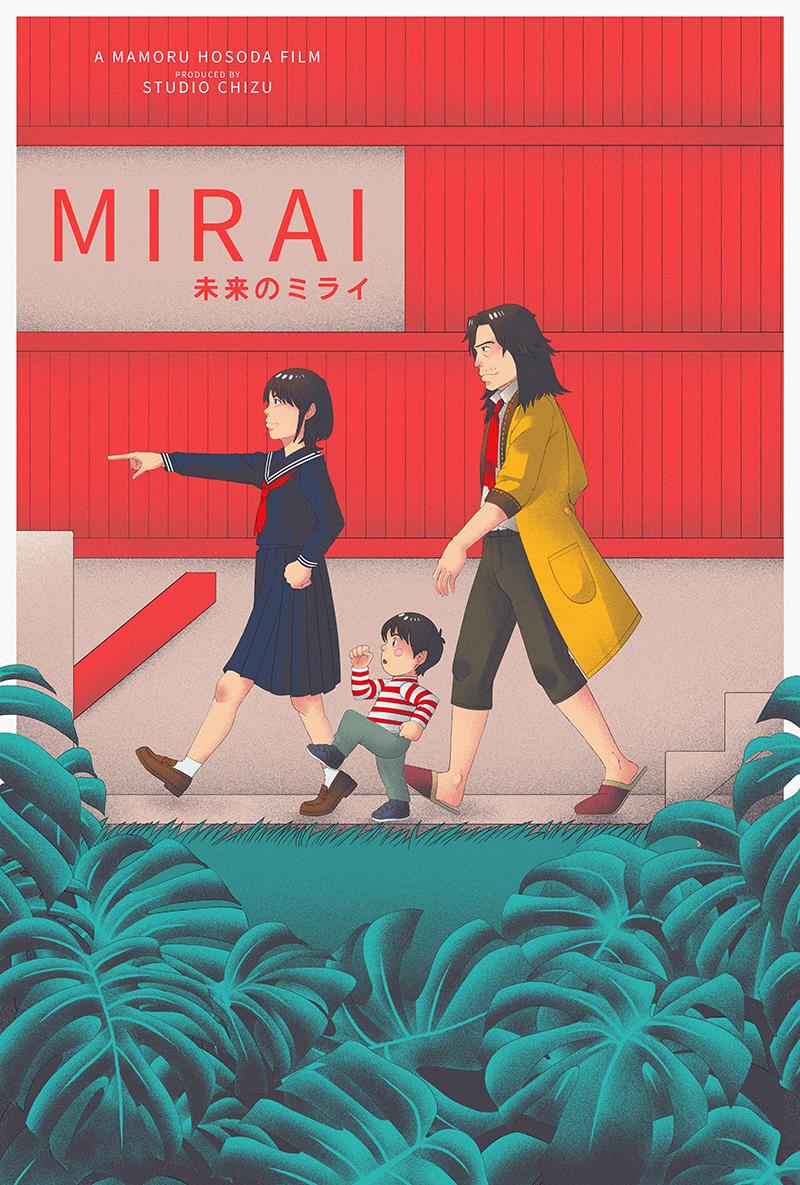 mirai of the future torrent