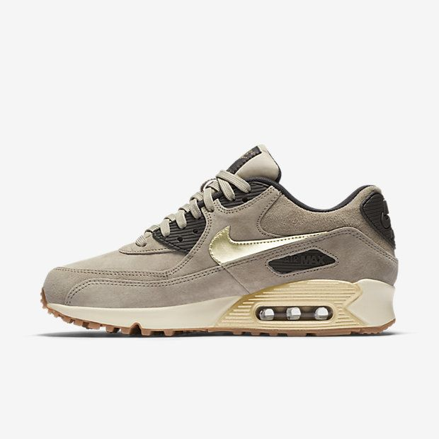 Nike Air Max 90 Premium Suede | Nike shoes women, Nike air ...