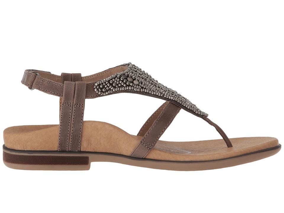 5c04cfbdaa8 Aetrex Sheila Women s Shoes Stone