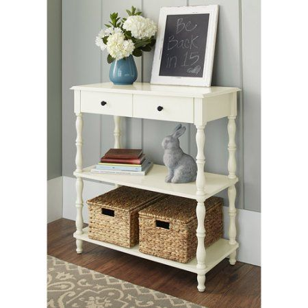 10 Spring Street Marianna Console Table Multiple Colors Walmart Com Console Table Table Home Decor