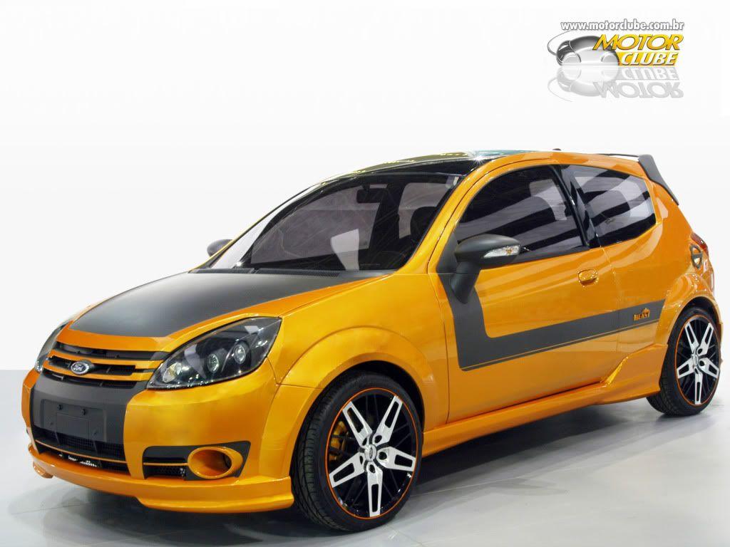 Ford Ka Tunado Tunados Ford Carros Tunados
