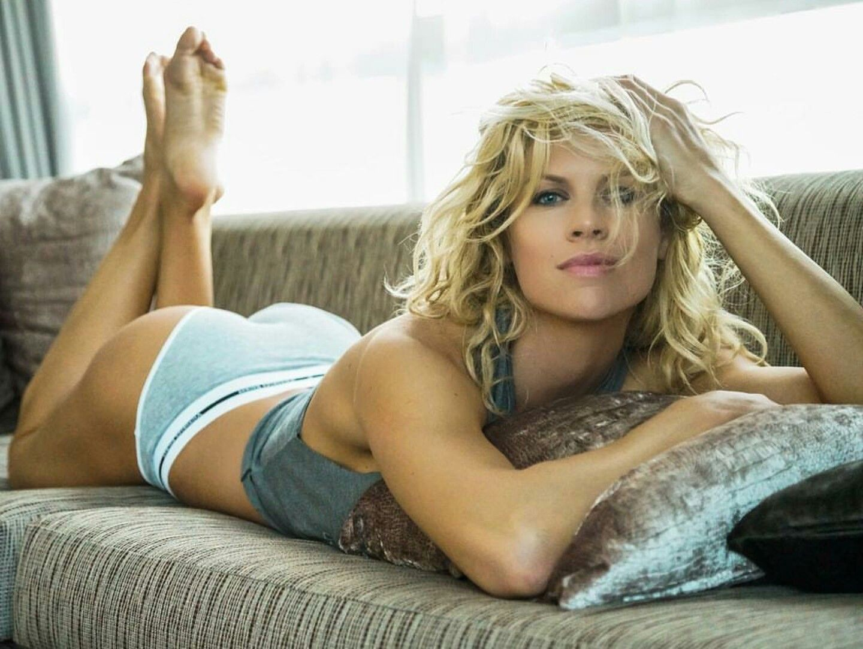 Fitness Model: Meredith Mack