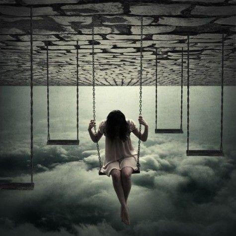 upside down world