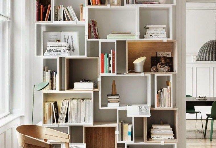 La bibliothèque modulable : commencez à personnaliser votre décor (avec images) | Décoration de ...