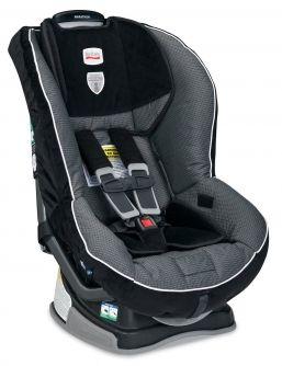 The BRITAX MARATHONTM Convertible Car Seat Achieves Head Safety