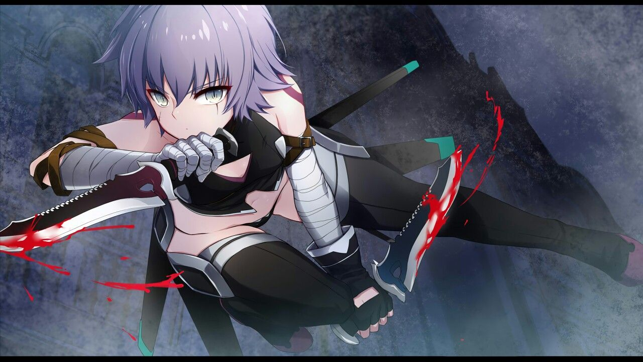 Assassin Jack The Ripper Fate Apocrypha Anime Fate Stay