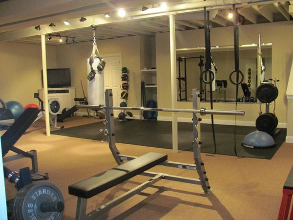 Absolutely Perfect Garage Gym