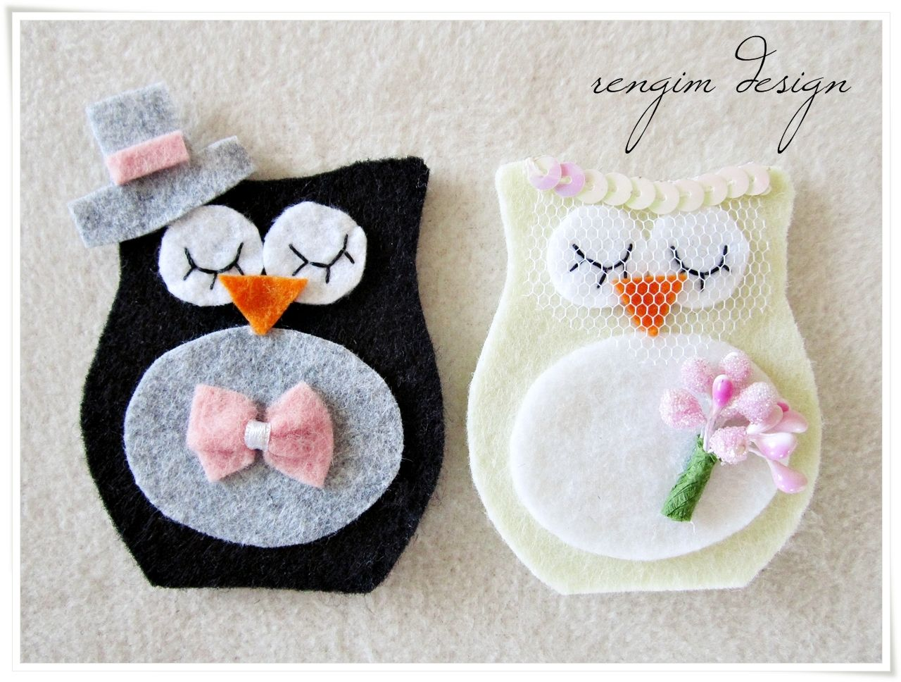 Pin by Anett Sipos on Owls   Pinterest   Felting, Bookmarks and Felt ...
