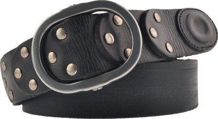 Leather Island 3-VC70 Belts
