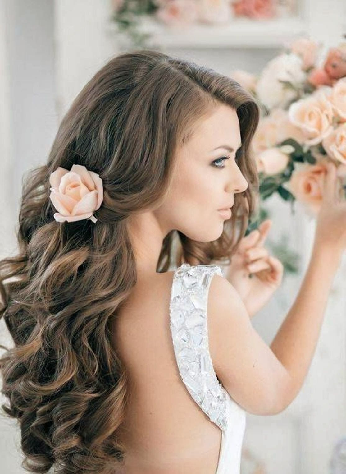 Elegant hairstyles for wedding guest google search wedding hair