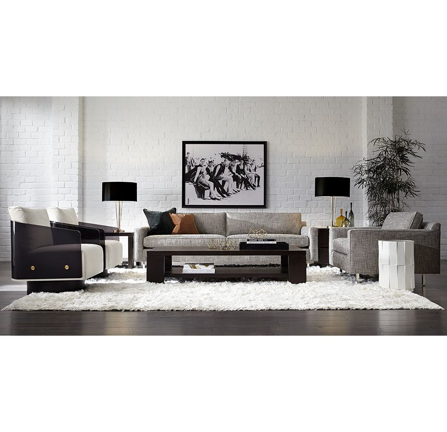 Elegant The Hunter Sofa By Mitchell Gold + Bob Williams Is Clean, Current And  Comfortably Modern.