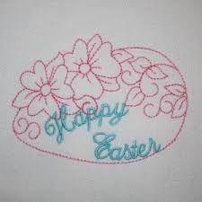 Risultati immagini per easter embroidery