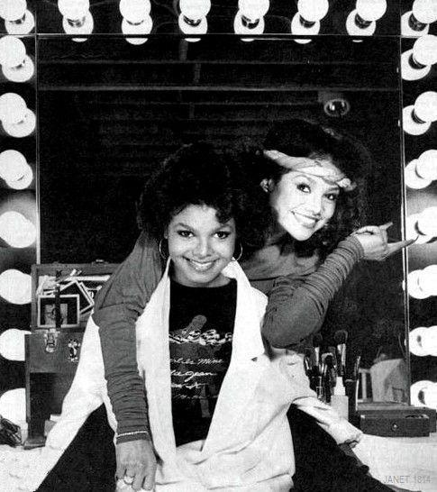 Janet & LaToya :D