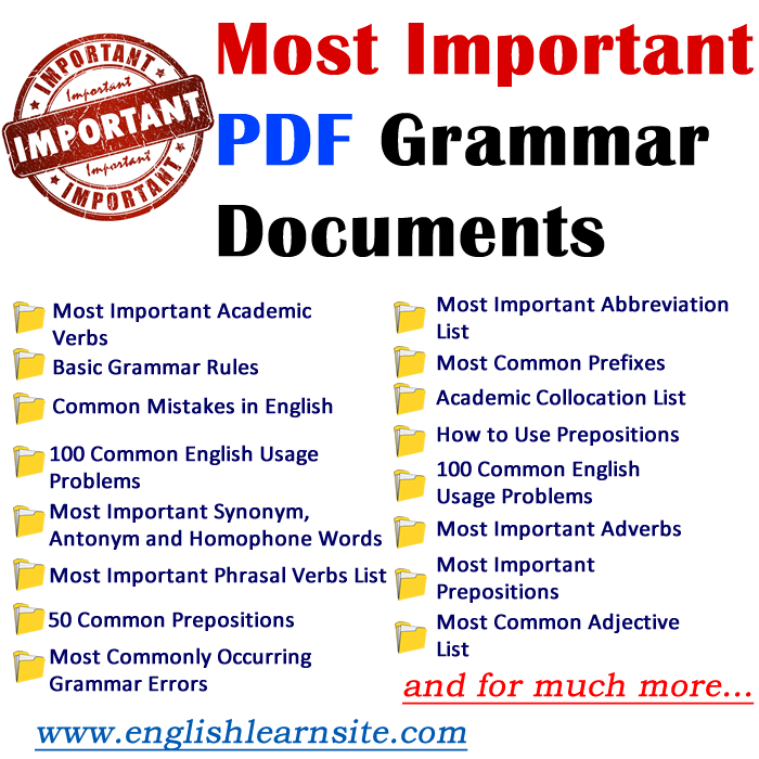 important english grammar notes for essay writing Guidelines for effective writing in regard to letters, reports, memos, resumes, school papers, or even e-mails.