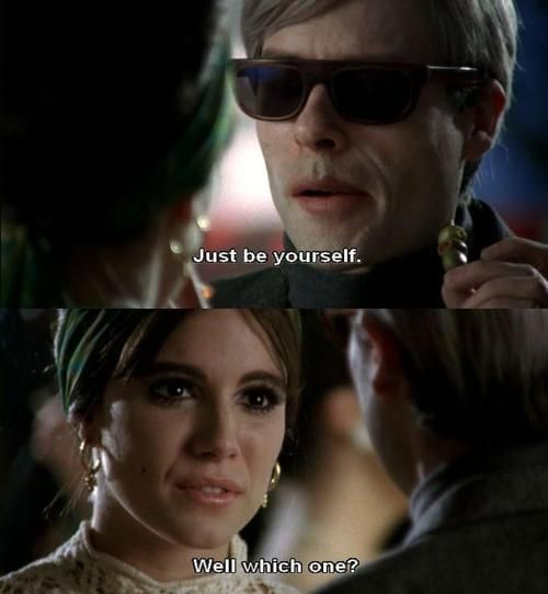 Factory Girl | Films/ words | Film quotes, Movie lines, Movie