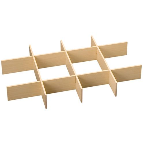 Wood Drawer Dividers Maple Barnaminium Pinterest Drawer