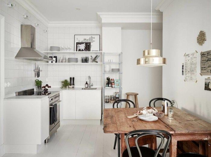 Küche l form für kleine räume