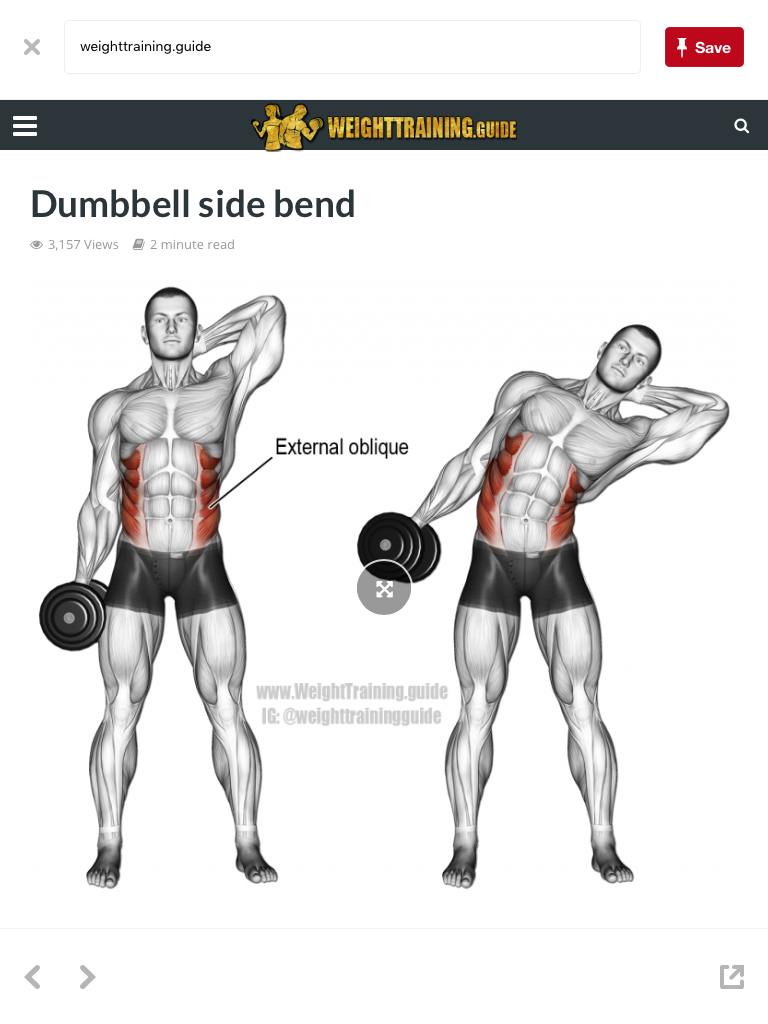 Dumbbell exercises for abs pdf