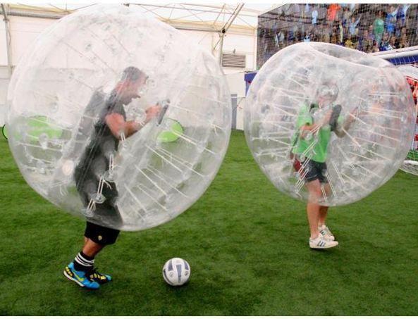 Inflatable Bumper Ball Ebay