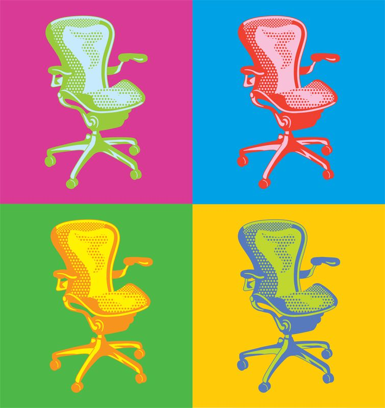 Jean Wisenbaugh Office Chairs With Images Illustration