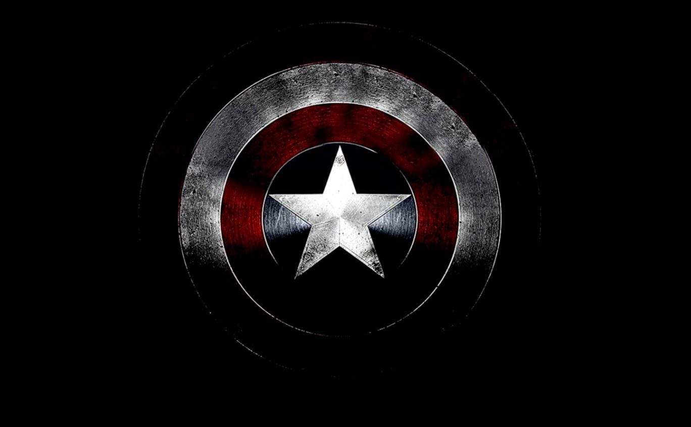 Captain America Shield Wallpaper Hd Wallpapersafari Captain