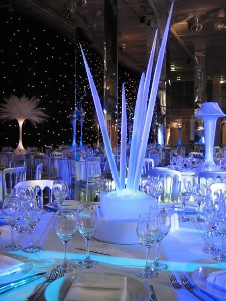 Fire And Ice Prom Themes Party Decorations