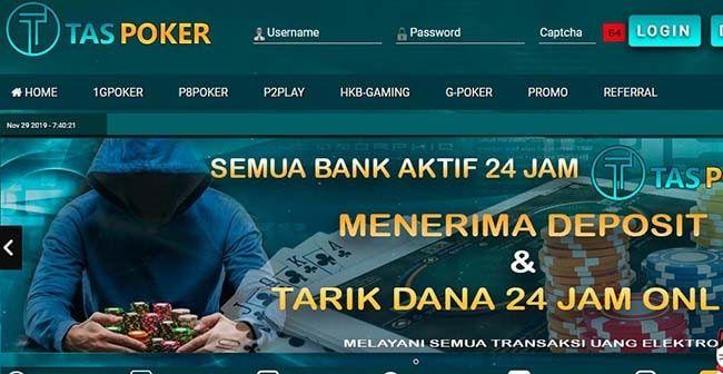 Taspoker Link Situs Poker Online dan Bandar QQ Terbaru in ...