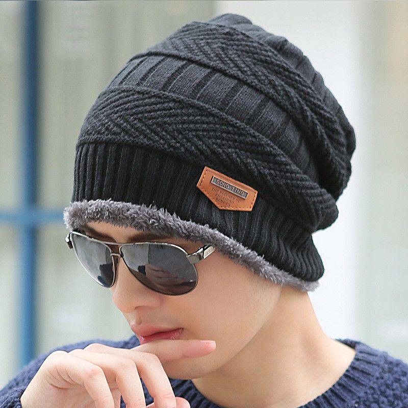 SANOMY Womens Winter Knitting Beanies Hat,Fashion Knitted Hat Winter Warm Men Skullies Beanie Warm Caps