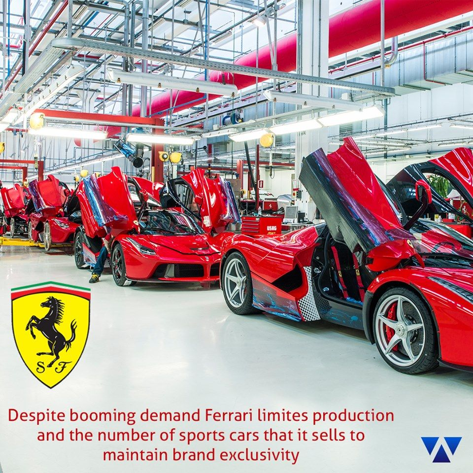 Special edition Ferraris are the cream of the crop of