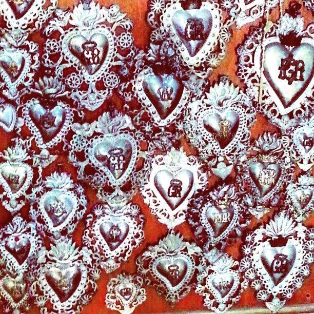 hearts Ex Voto