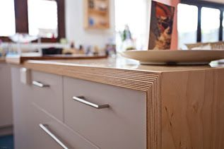 Marine Ply Benchtop Google Search Plywood Kitchen Plywood