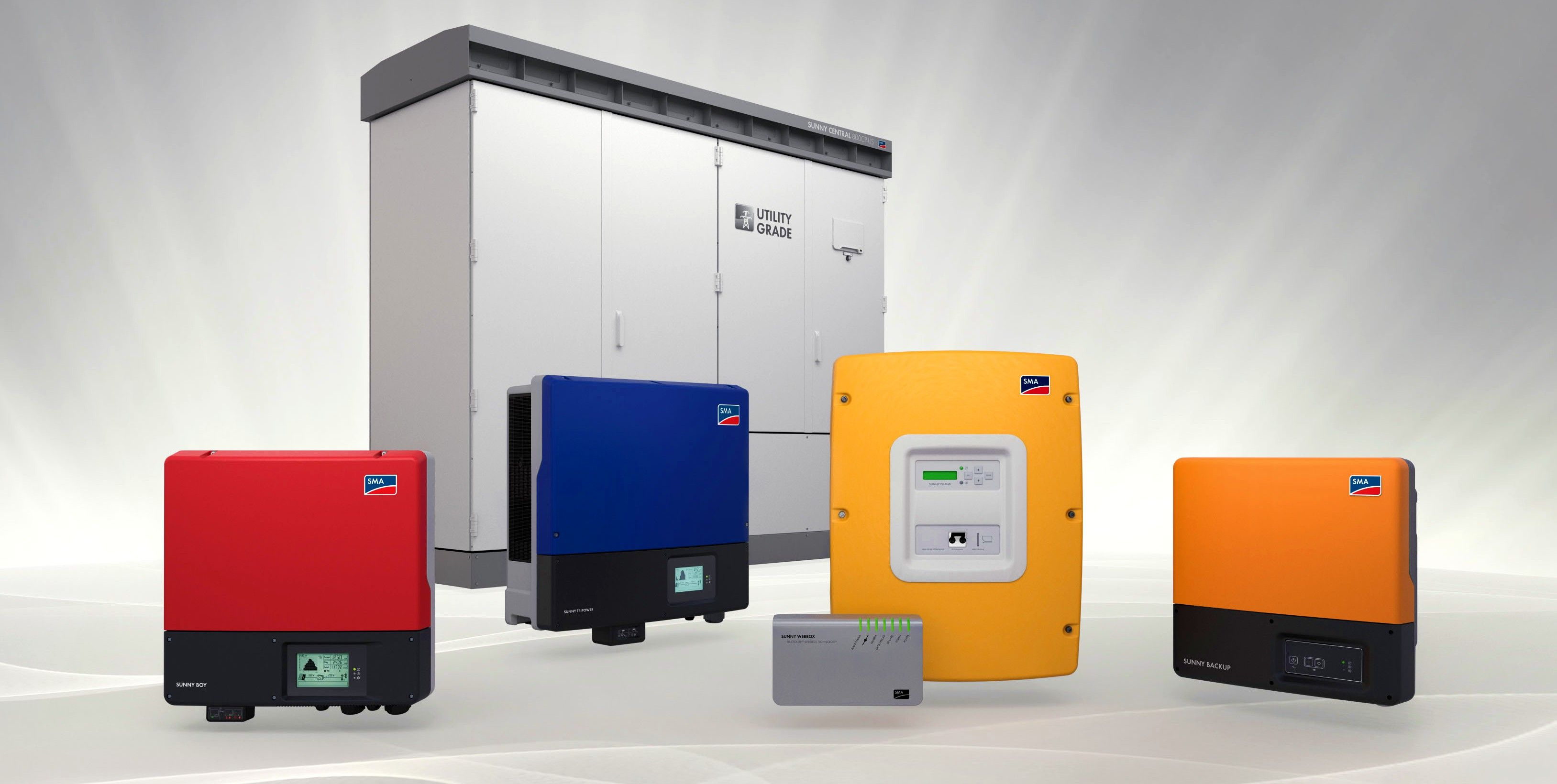 Sma Offers Unmatched Choice Of Inverters For Solar Battery Backup Solar Inverter Solar Power Inverter Off Grid Solar Power
