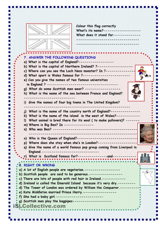 the British Isles | Для уроков | Pinterest | Englisch, Bildung und Ideen