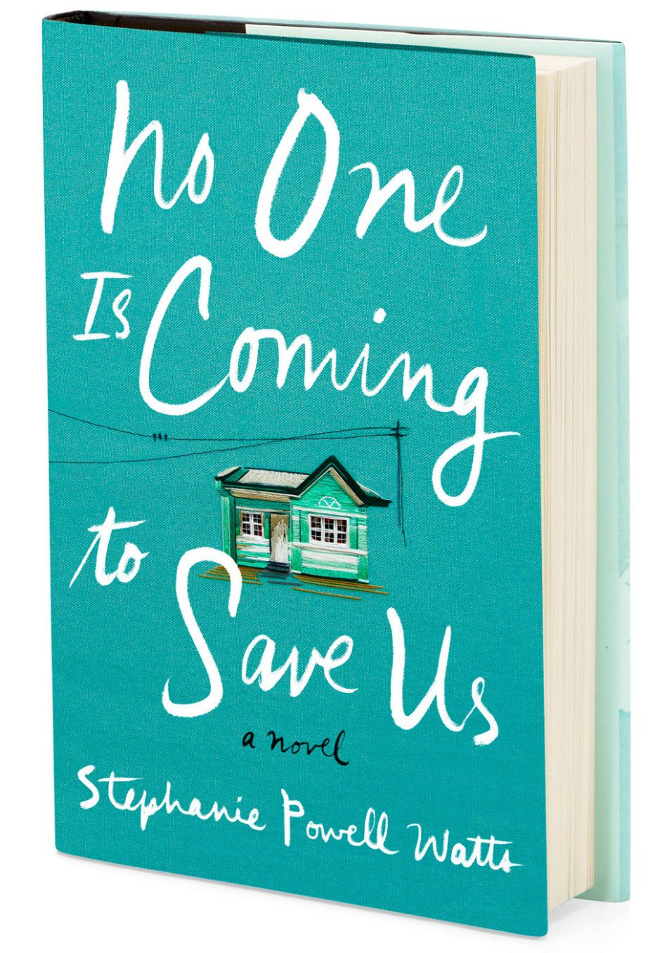 Картинки по запросу No One Is Coming to Save Us книга
