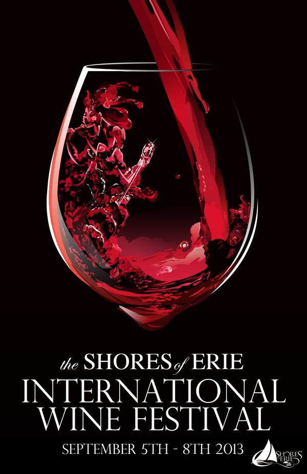 Wine Fest Poster on Behance | wine posters | Pinterest | Behance ...