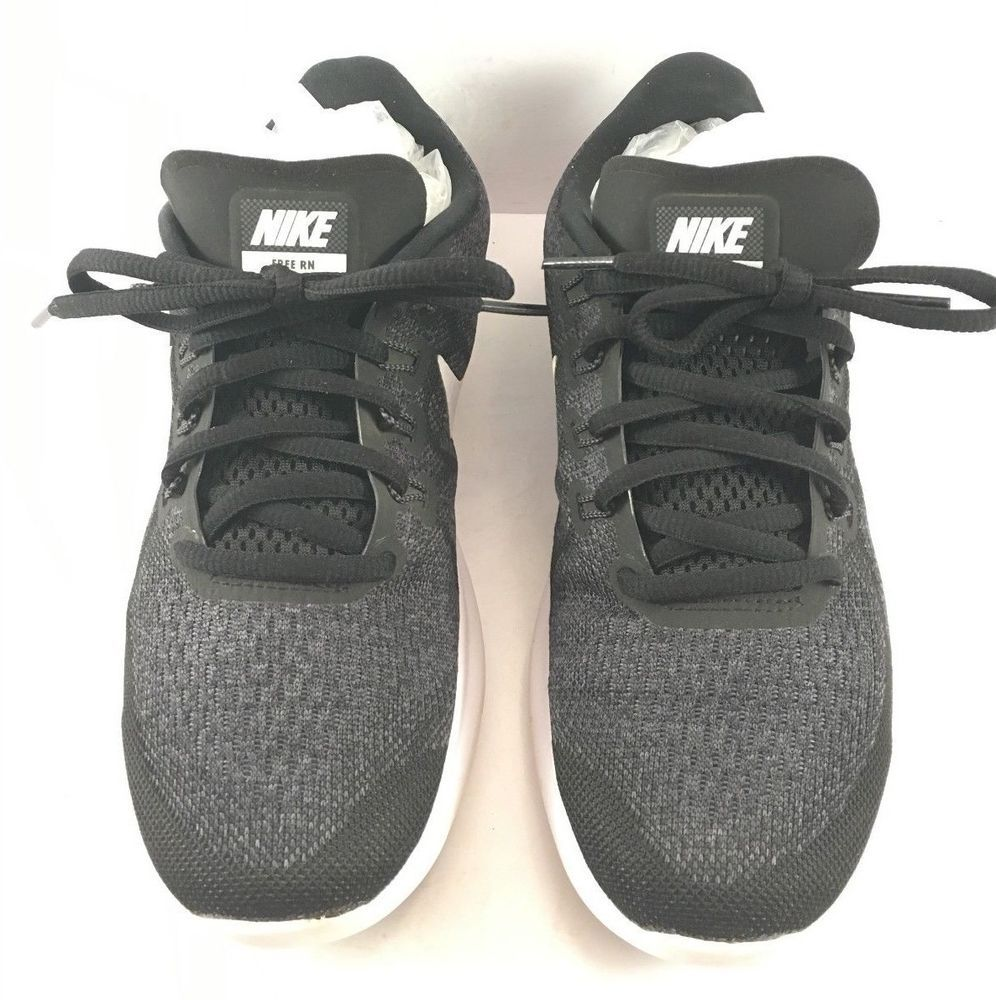 newest 42401 3137b Nike Free RN 2017 Black White Model # 880840-001 Running Shoe Women Size US  6.5M #fashion #clothing #shoes #accessories #womensshoes #athleticshoes  (ebay ...