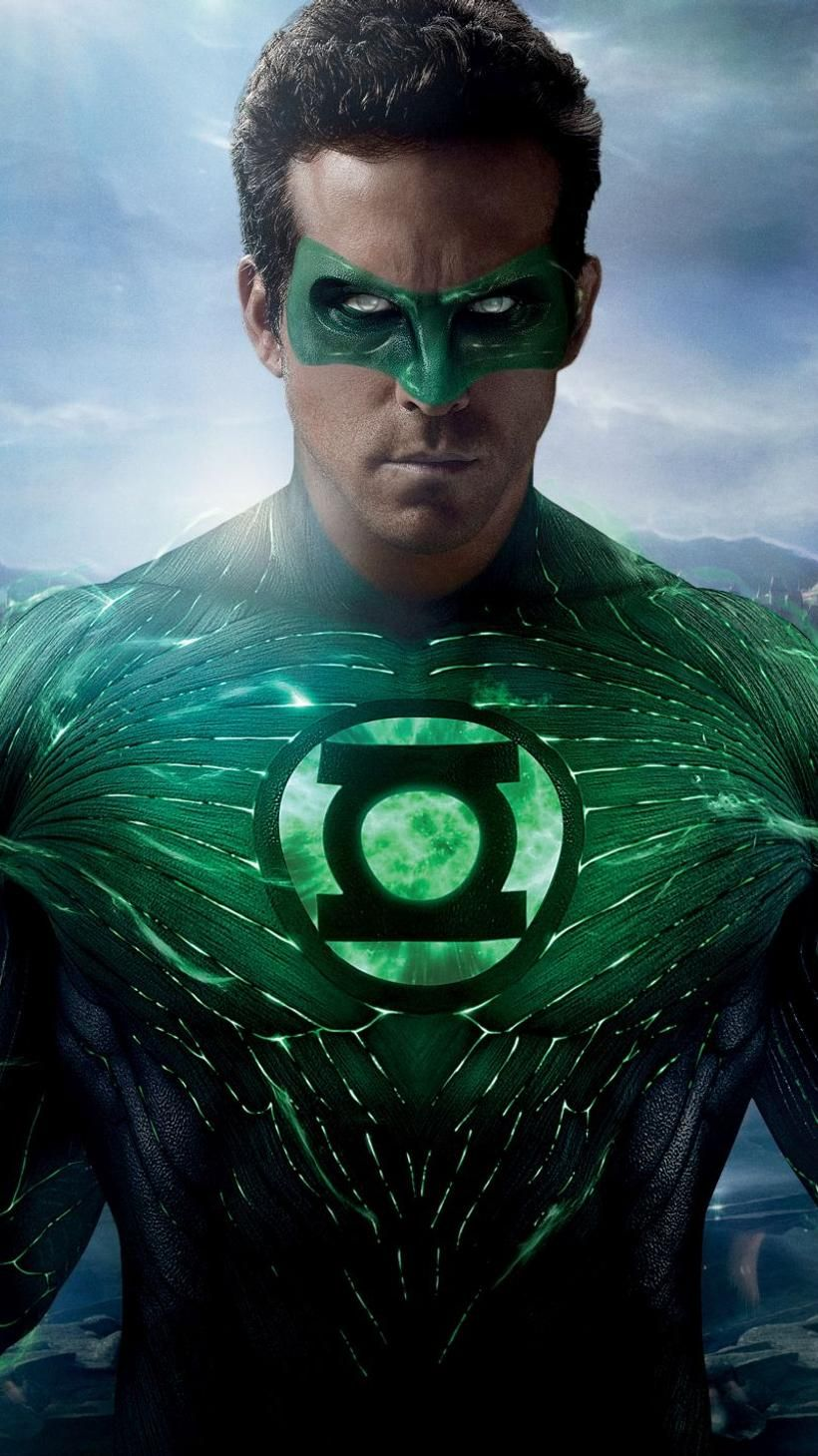 Green Lantern disappointing movies