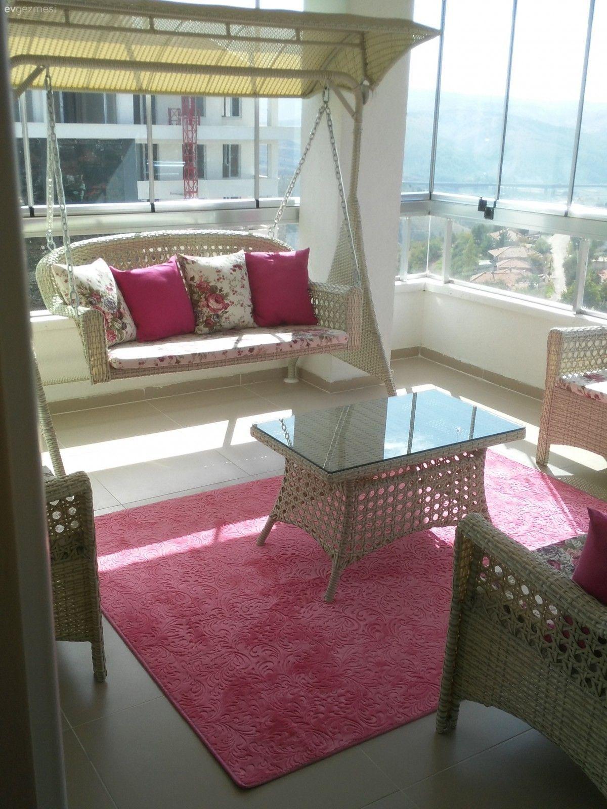 Evimle ilgili yorumları bekliyorum #landscaping Merhaba. Bizde yeni evimize ta… Balkon